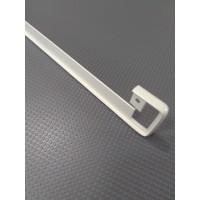 Стикова планка для стільниці EGGER пряма колір RAL1013